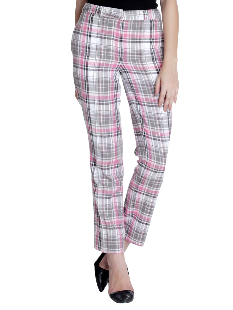Formal Straight Fit Trousers