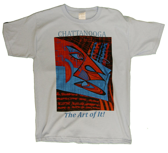 Chattanooga The Art of It! - nooga-T booga-T