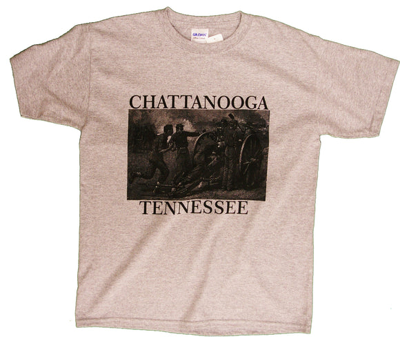 Civil War Chattanooga Tennessee - nooga-T booga-T