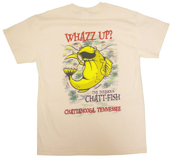 Clyde T. Chatt-fish WHAZZ UP? - nooga-T booga-T