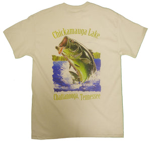 Fishin' Fever Chickamauga Lake - nooga-T booga-T
