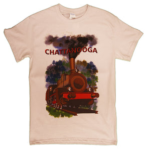 Train & Smoke with Chattanooga - nooga-T booga-T