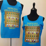 Official Chattanooga Pub Crawl Shirt Tank - nooga-T booga-T