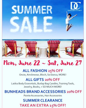 Summer Sale - Only 2 days left!