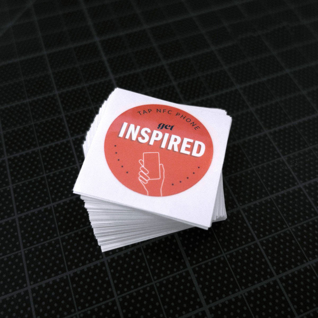 Printed NFC Sticker