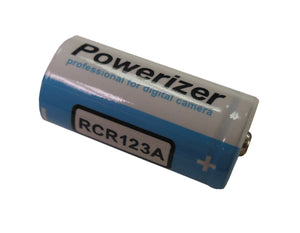 Single RECHARGEABLE Battery (SEE NOTE)