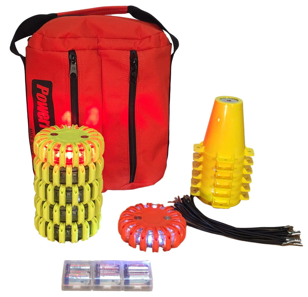Cone Kit with Temporary Landing Zone Kit