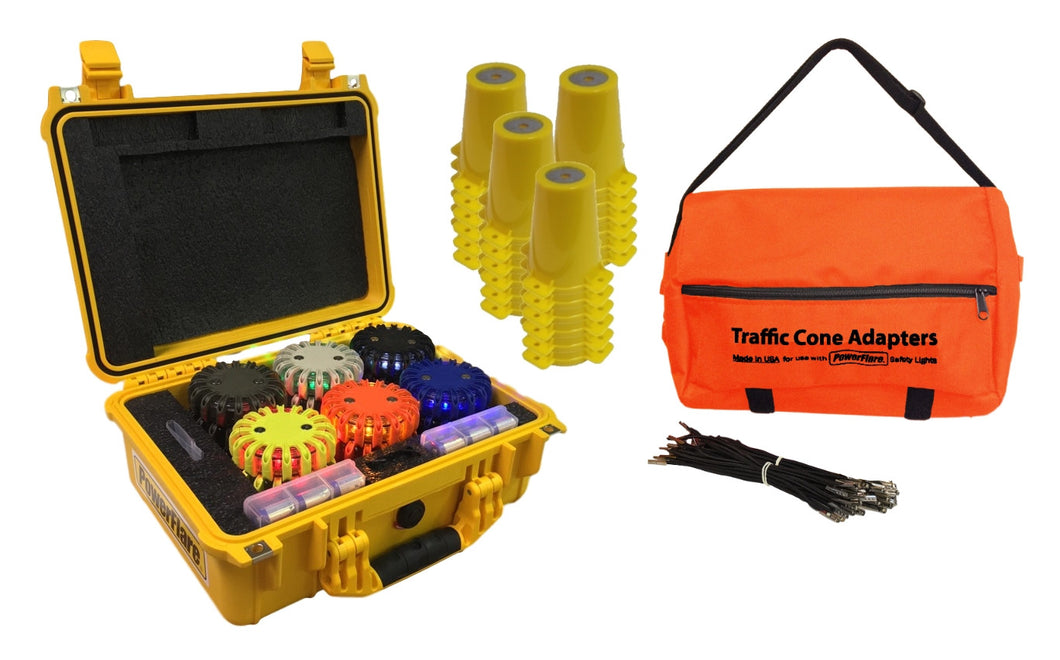 Cone Kit with MultiPack 24