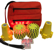Cone Kit with 6 PowerFlare Soft Pack