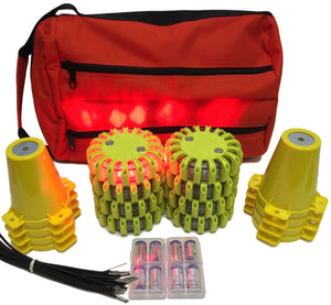 Cone Kit with 8 PowerFlare Soft Pack