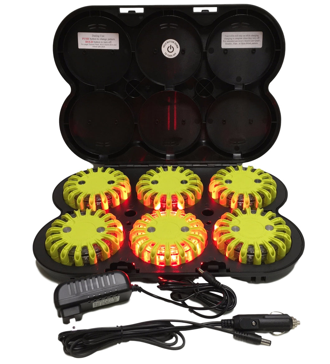 Rechargeable 6-Pack System