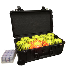 60-Pack PowerFlare Hard-Case