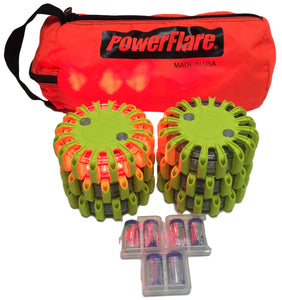 6 PowerFlare Soft Pack