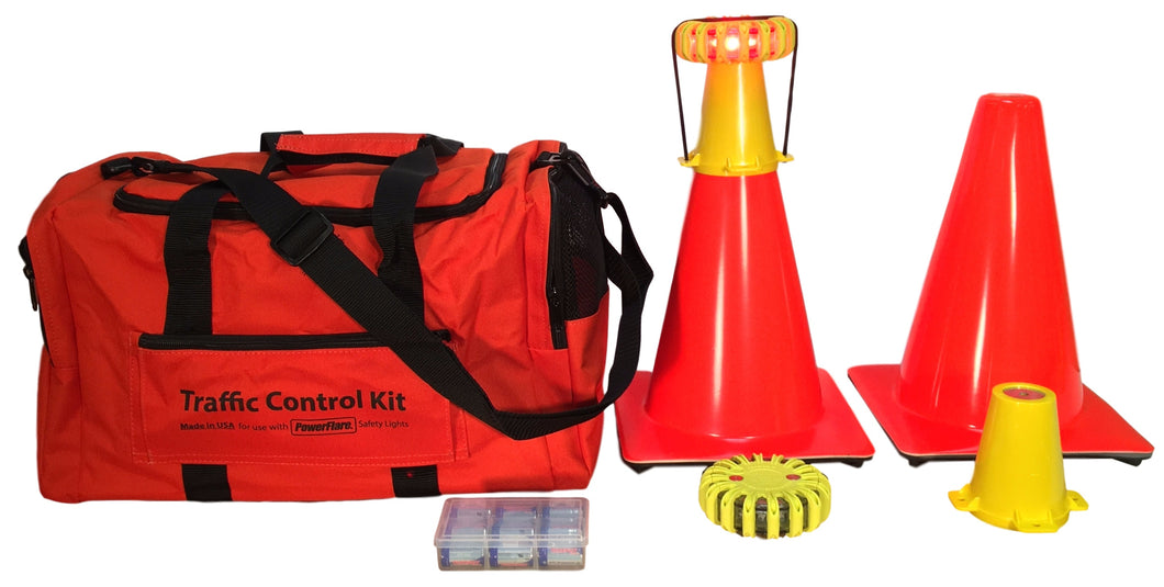 2-Position Traffic Control Kit