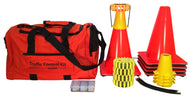 5-Position Traffic Control Kit