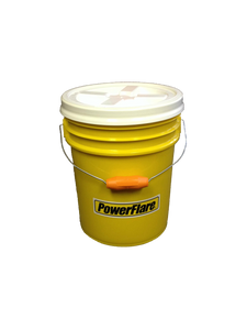 Empty 36-Pack bucket with lid (up to 36 PowerFlares)