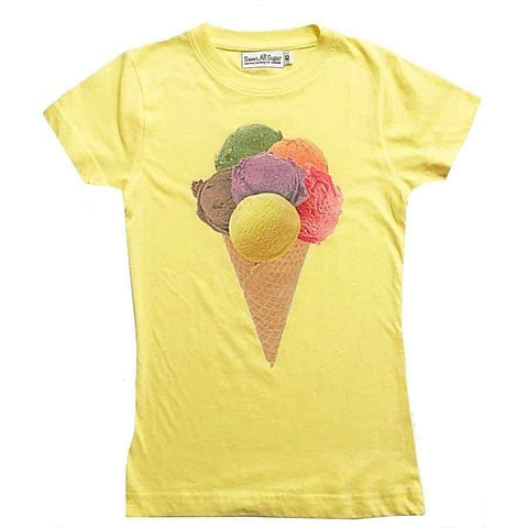 Sweet As Sugar Couture Ice Cream Tee