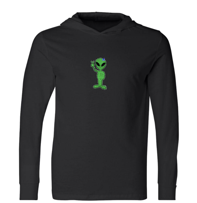 Sweet as Sugar Couture Alien Shirt