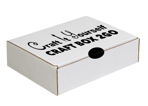Craft Box 2Go - Greeting Card Edition