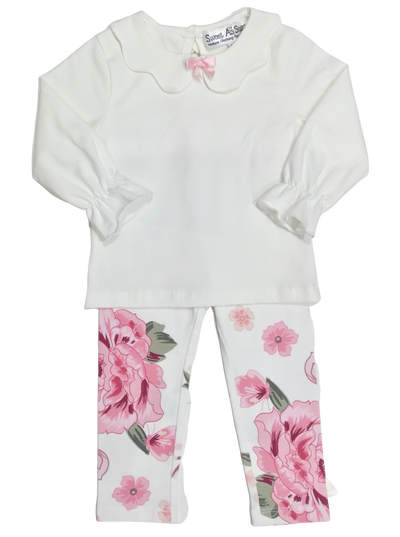 Sweet As Sugar Couture Cream Rose Set