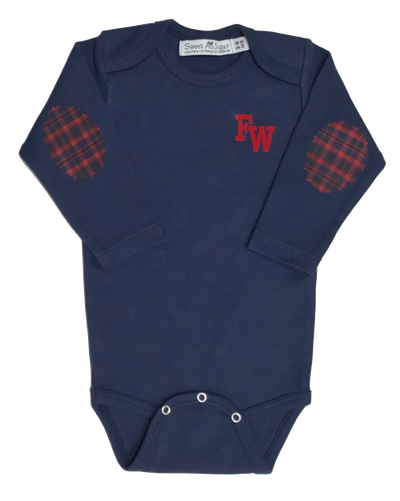 Sweet As Sugar Couture Fort Worth Onesie