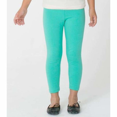 American Apparel Legging in Mint - Bottom