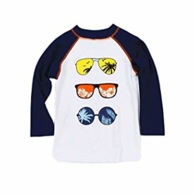 Appaman Sunglass Rash Guard - 3-6M - Swimwear