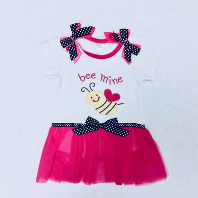 Ganz Bee Mine TuTu Onesie
