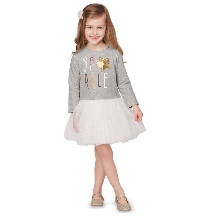 Mud Pie Sparkle Dress - Dress