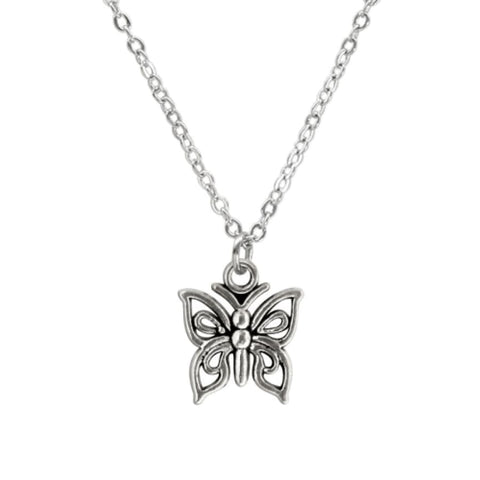 O Yeah Gifts Butterfly Charm Necklace - Butterfly - Jewelry