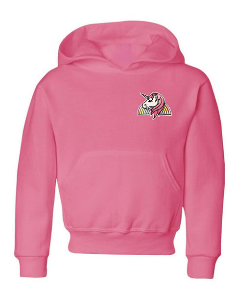 Sweet As Sugar Couture Unicorn Patch Hoodie
