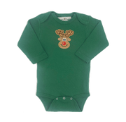 Sweet As Sugar Couture Rudolph Onesie