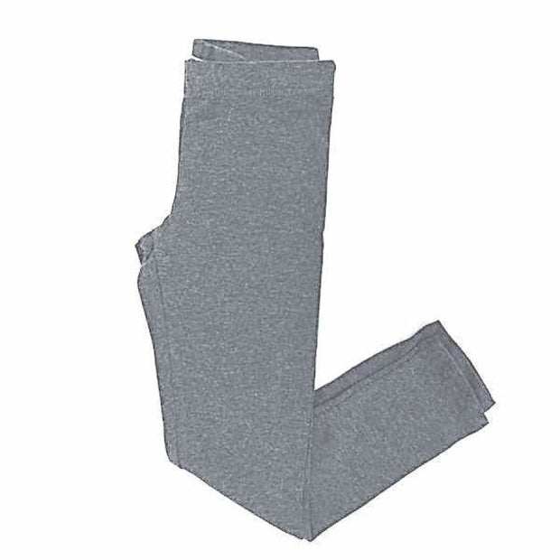 Sweet As Sugar Couture Comfort Legging - Heather Gray - S (5/6Y) - Bottom