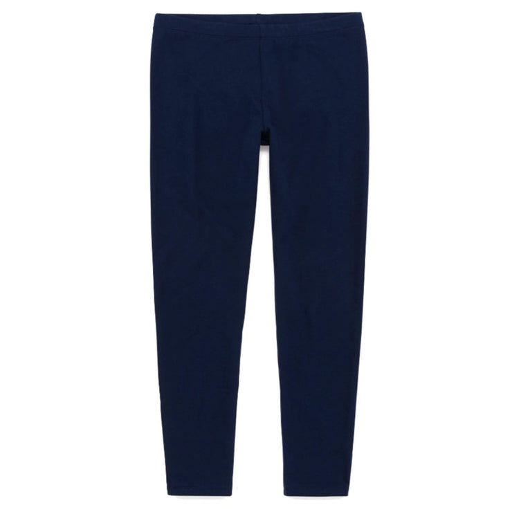 Sweet As Sugar Couture Comfort Legging - Navy Blue - Bottom