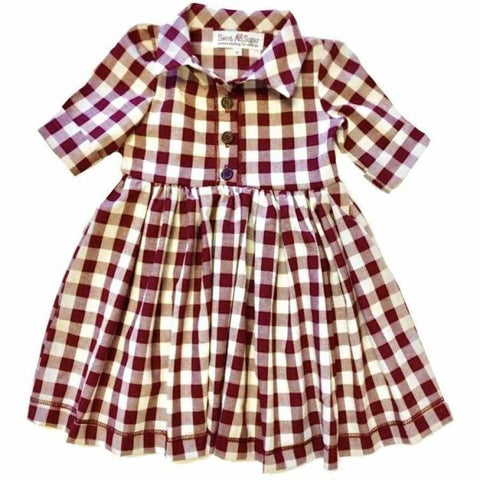 Sweet As Sugar Couture Hartlee Kinder Dress - 2Y - Dress