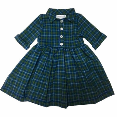 Sweet As Sugar Couture Ivy Kinder Dress - 2Y - Dress