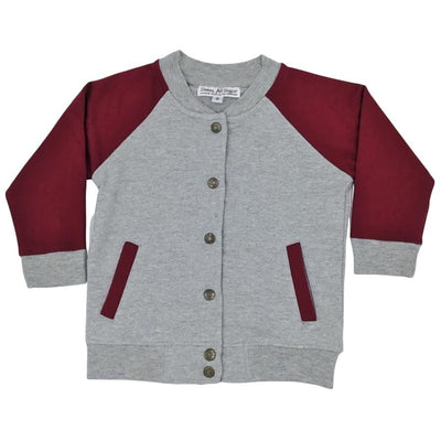 Sweet As Sugar Couture Kinder Bomber Jacket - Top