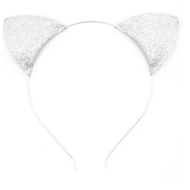Sweet as Sugar Couture Kitty Ears Headband - Accessory