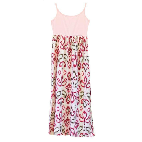 Sweet As Sugar Couture Pinkalicious Maxi Dress - 8Y - Dress