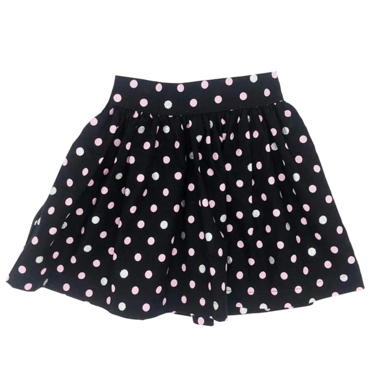Sweet As Sugar Couture Polka Dot Fun Skirt - 2 - Bottom
