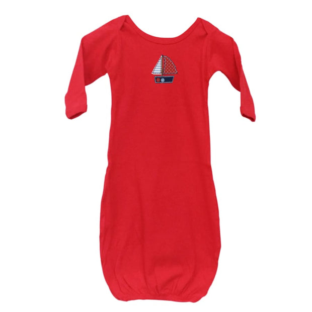 Sweet As Sugar Couture Sailboat Sleep Gown - Sleepwear