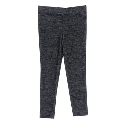 Sweet As Sugar Couture Soft Jegging in Charcoal Gray - Bottom