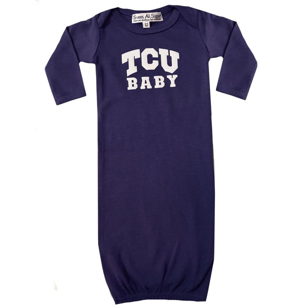 Sweet As Sugar Couture TCU Baby Gown - 0-3M - Baby Essential