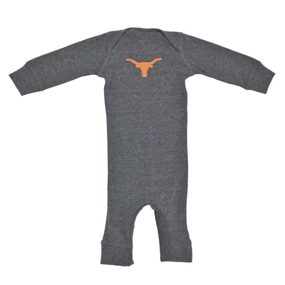 Sweet As Sugar Couture Texas Longhorn Long Romper - Romper & Set