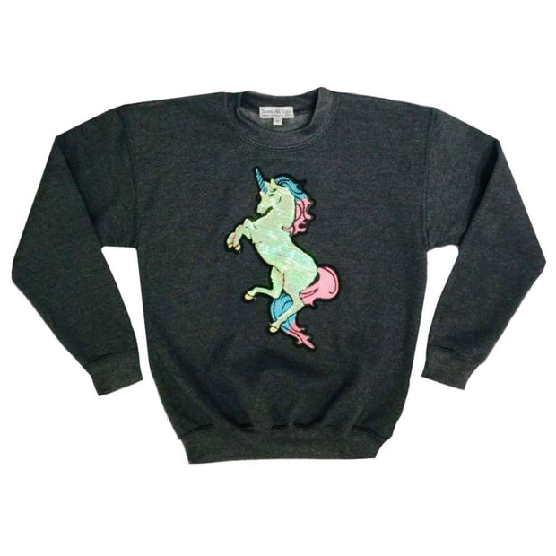 Sweet As Sugar Couture Unicorn Love Crew - Top