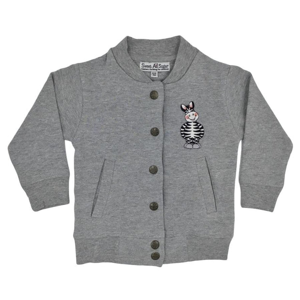 Sweet As Sugar Couture Zoo Friends Jacket - Top