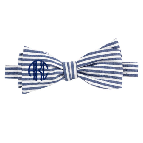 Viv & Lou Bow Tie - Seersucker - Accessory