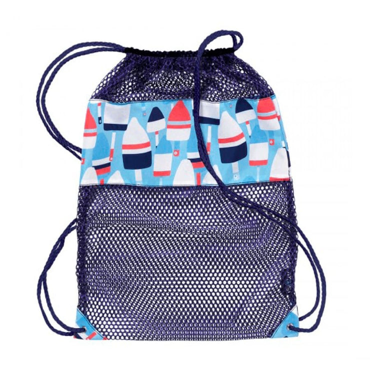 Viv & Lou Oh Buoy Mesh Backpack - Accessory