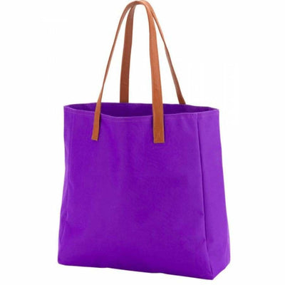 Viv & Lou Purple Stadium Bag - Accessory