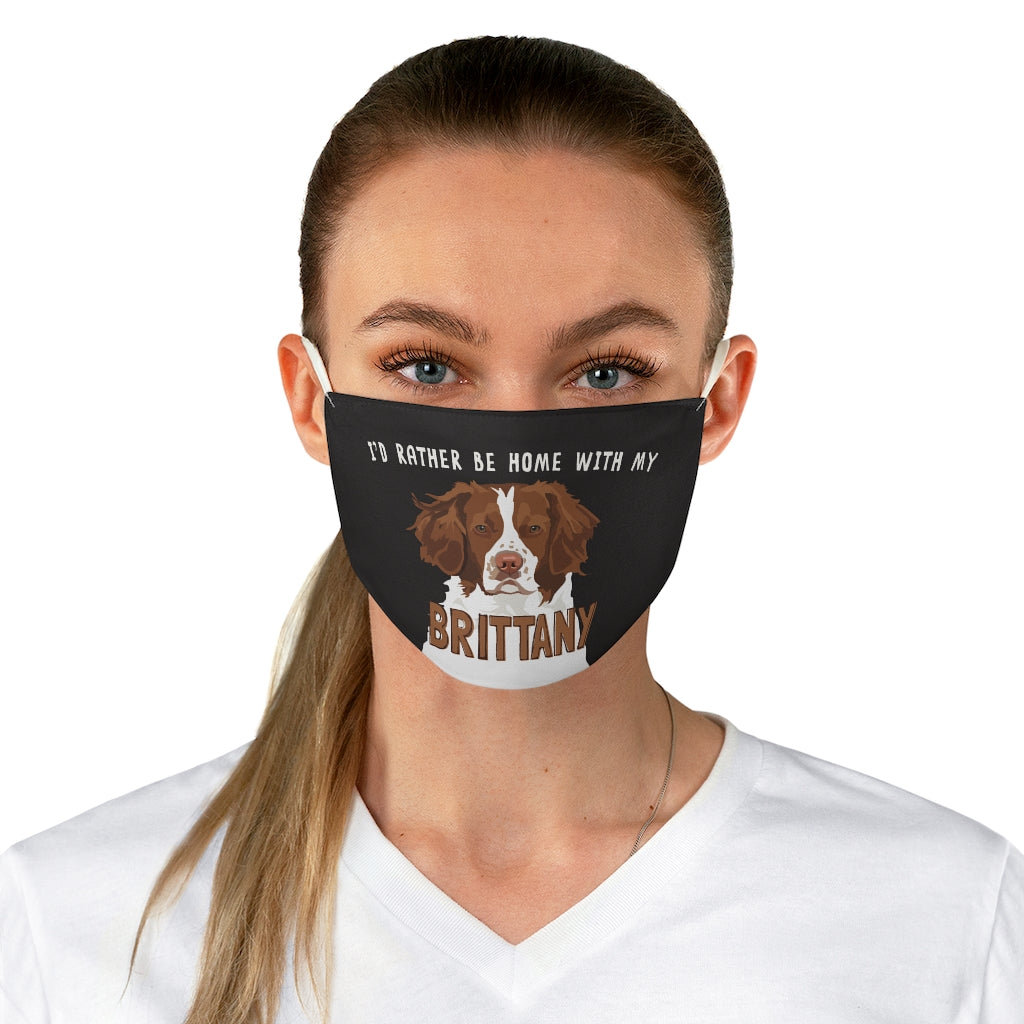 Brittany Face Mask